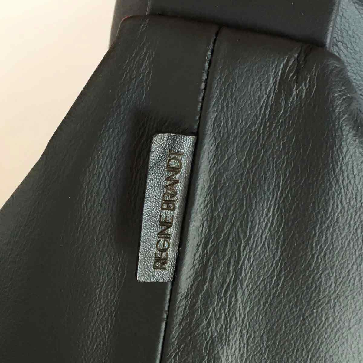 Lasergravuren auf Leder